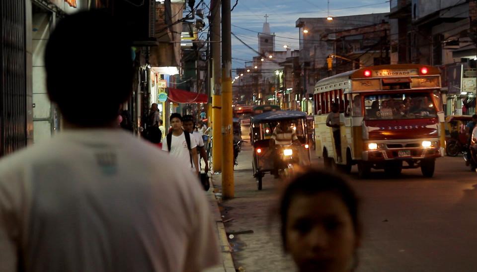 Iquitos, Prospero soir
