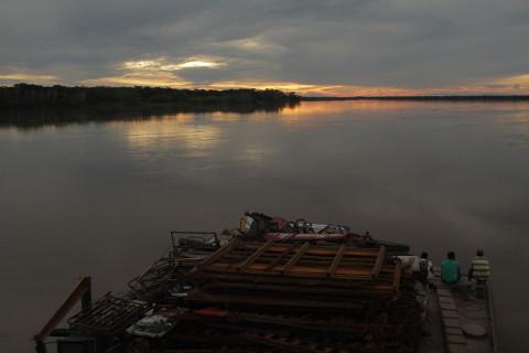 12 – Rio Marañon en route pour San Pedro
