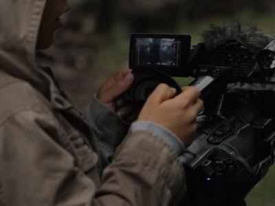 Jonah à la caméra